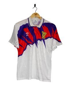 1991-93 Scotland Away Shirt
