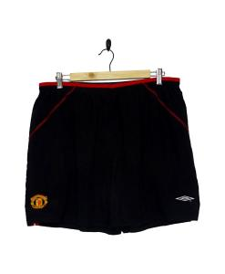 1999-00 Manchester United Away Shorts