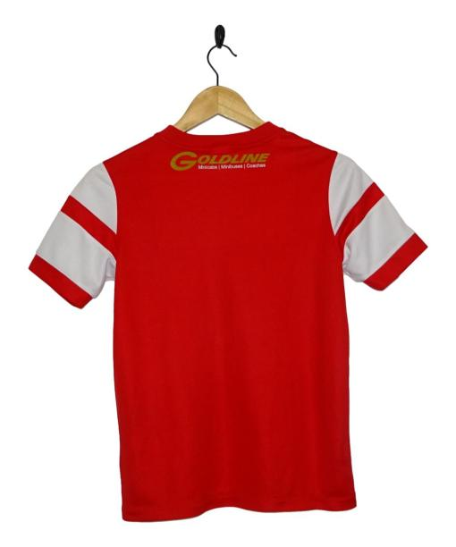 2014-15 Leyton Orient Home Shirt
