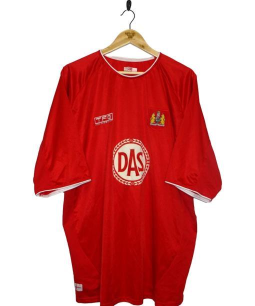 2004-05 Bristol City Home Shirt