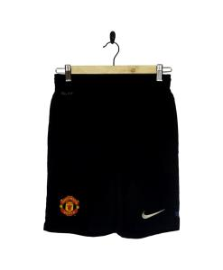 2011-12 Manchester United Away Shorts