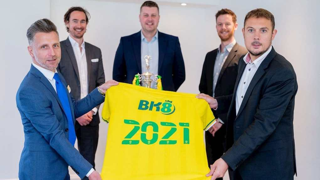Norwich City and BK8 Terminate Shirt Sponsorship Deal