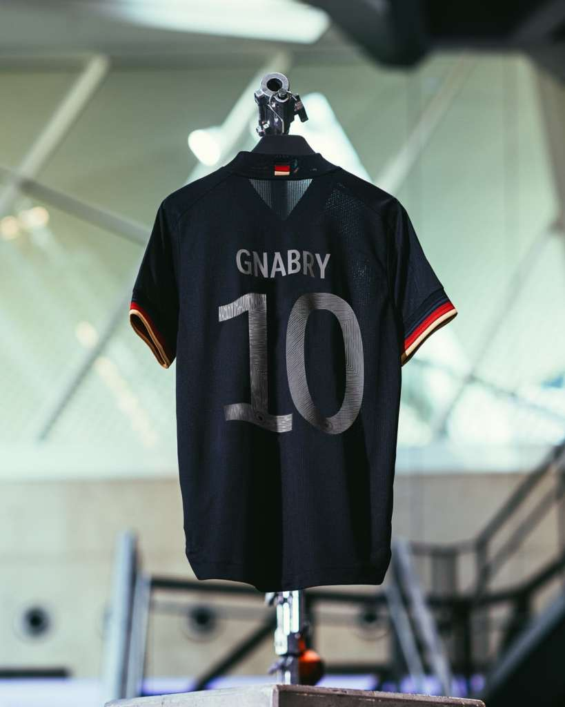 Limited Edition Germany 2021-22 Away Shirt Released