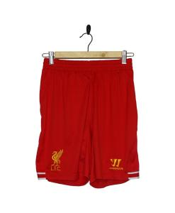 2013-14 Liverpool Home Shorts