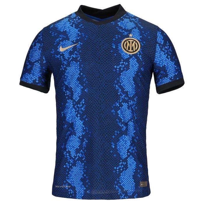 Nike 2021-22 Inter Milan Home Shirt