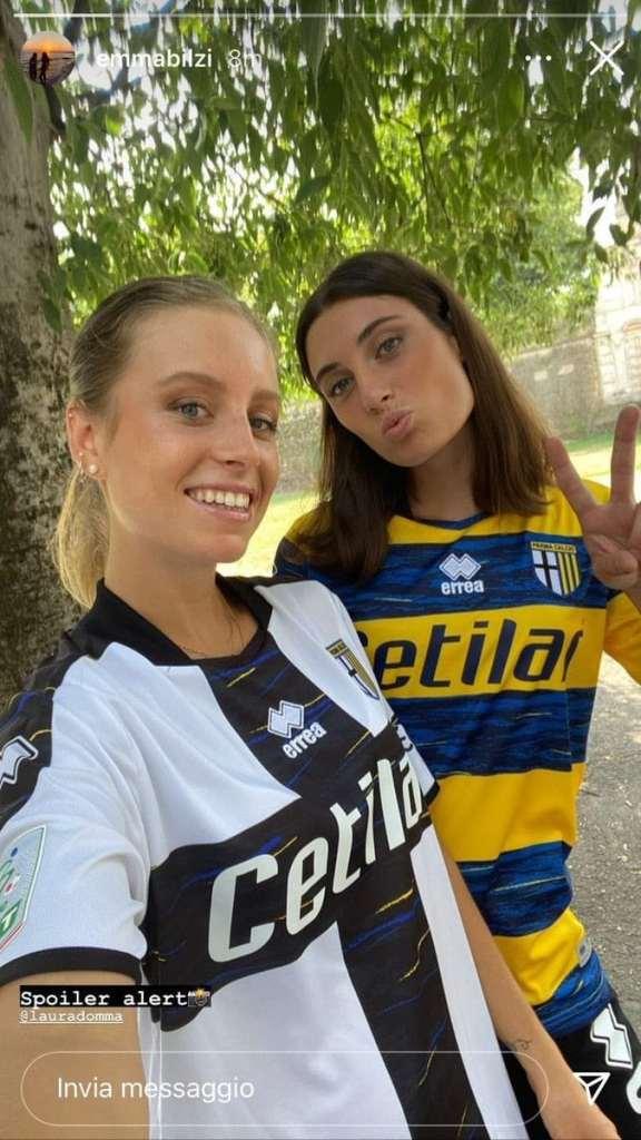 Errea 2021-22 Parma Shirts Leaked?