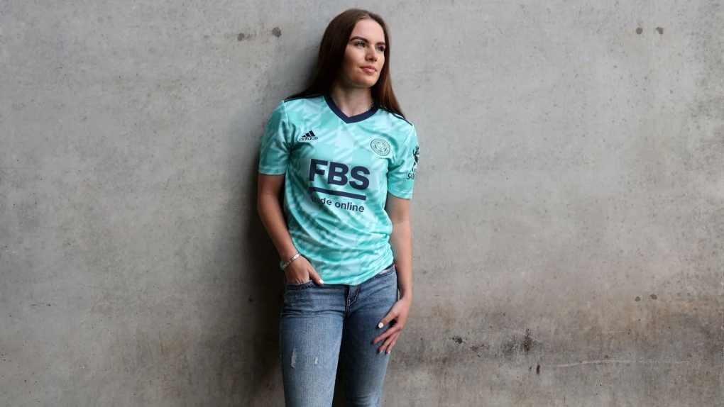 Adidas 2021-22 Leicester City Away Kit