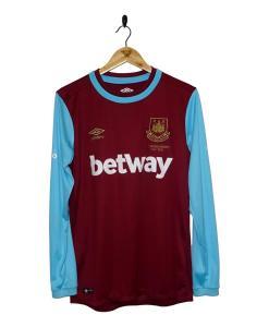 2015-16 West Ham United 'Boleyn' Home Shirt