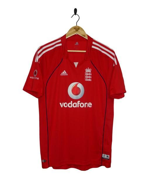 2008 England Cricket ODI Away Shirt