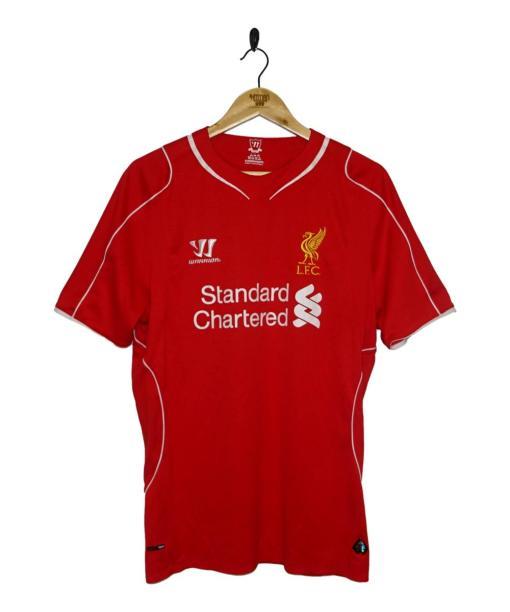 2014-15 Liverpool FC Home Shirt