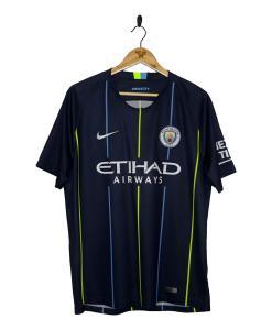 2018-19 Manchester City Away Shirt