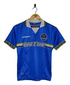 1997-99 Everton Home Shirt