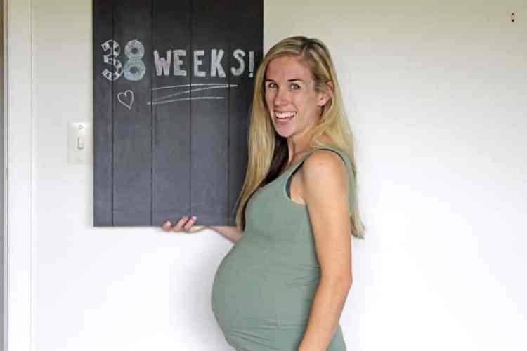 Baby Mac Update – 38 Weeks