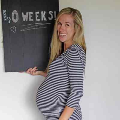 Baby Mac Update – 40 weeks!