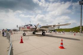 "Die North American B-25J ""Mitchell"""