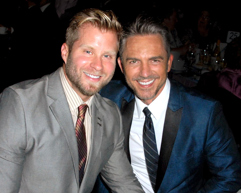 Newlyweds Craig Ramsay And Brandon Liberatis Love Story
