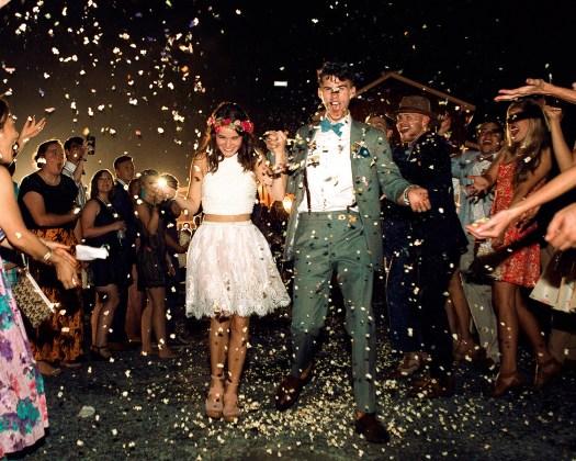 Duck Dynasty wedding celebration