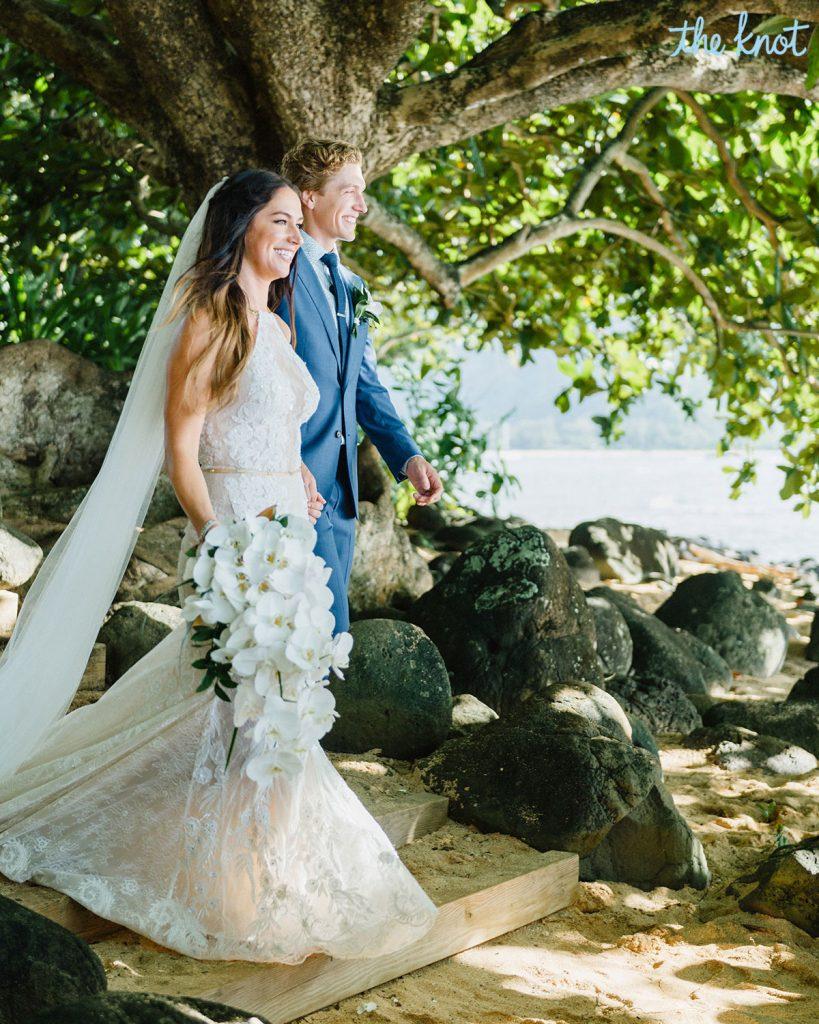 Tone It Ups Karena Shares Her Wedding Album Exclusive
