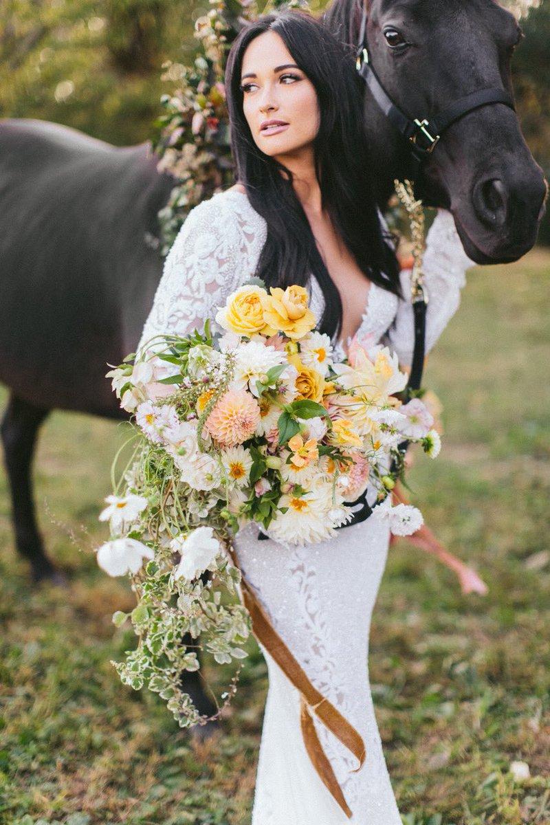 October Outdoor Wedding What Wear