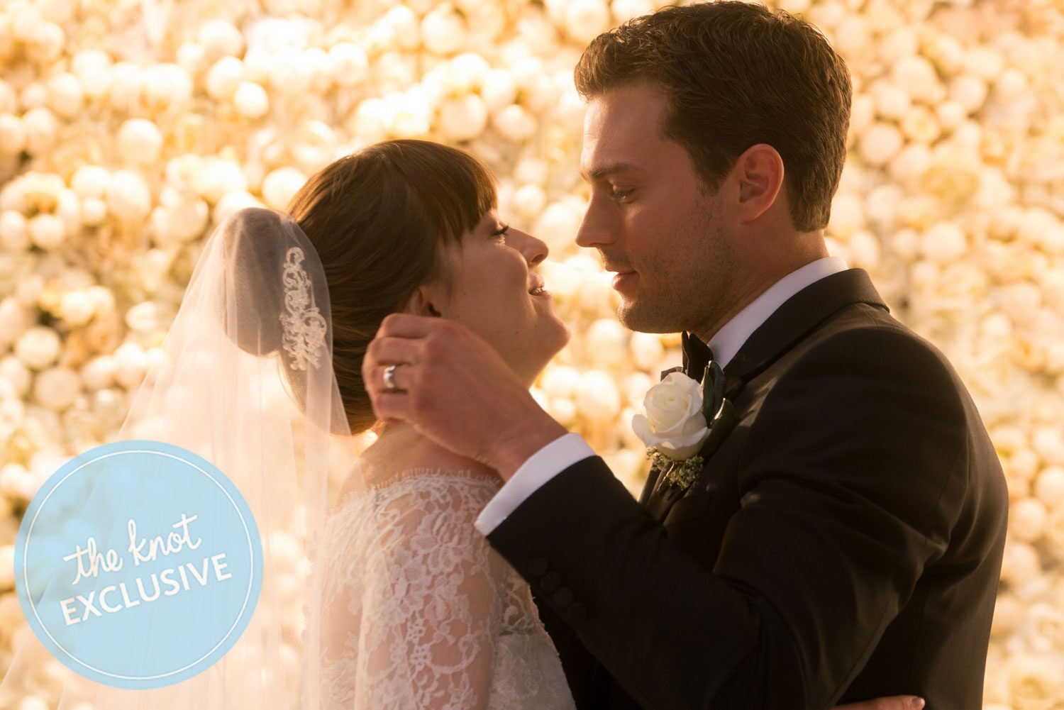 Fifty Shades EL James Gives Marriage And Wedding Advice