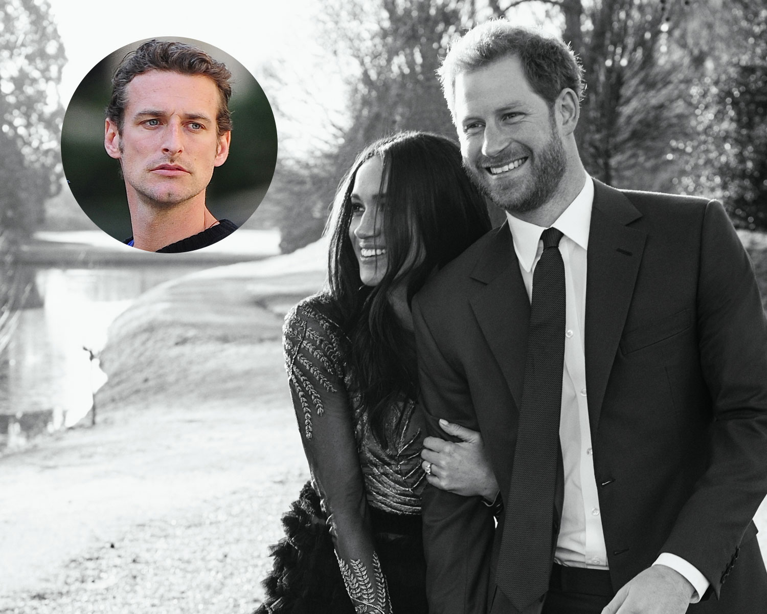 Meghan Markle Found Her Engagement Photographer In A Relatable Way