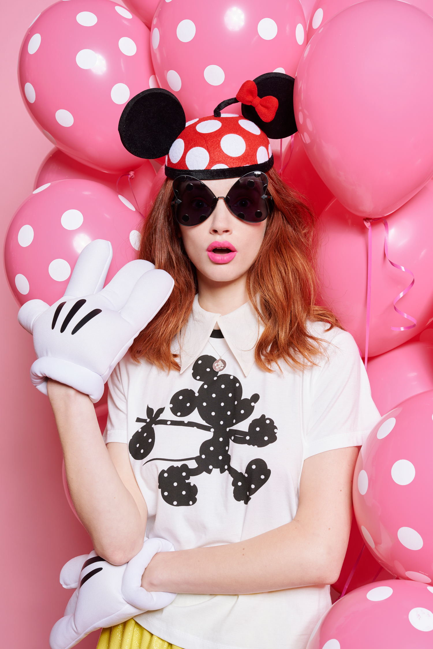 Karen Walkers Mickey Inspired Disney Collection Is