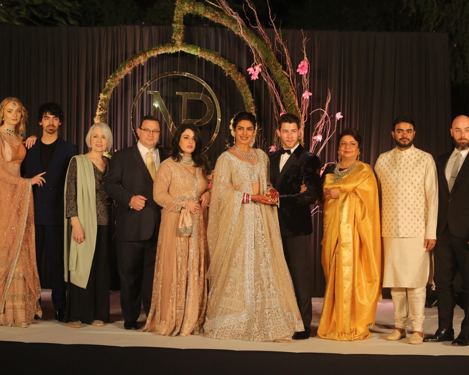 How Priyanka Chopra And Nick Jonas Honored Their Families In The Wedding