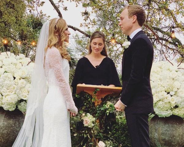 George H.W. Bush's Granddaughter Ashley Bush Marries at ...