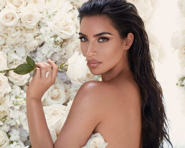 kim kardashian's bridal beauty line pays tribute to her