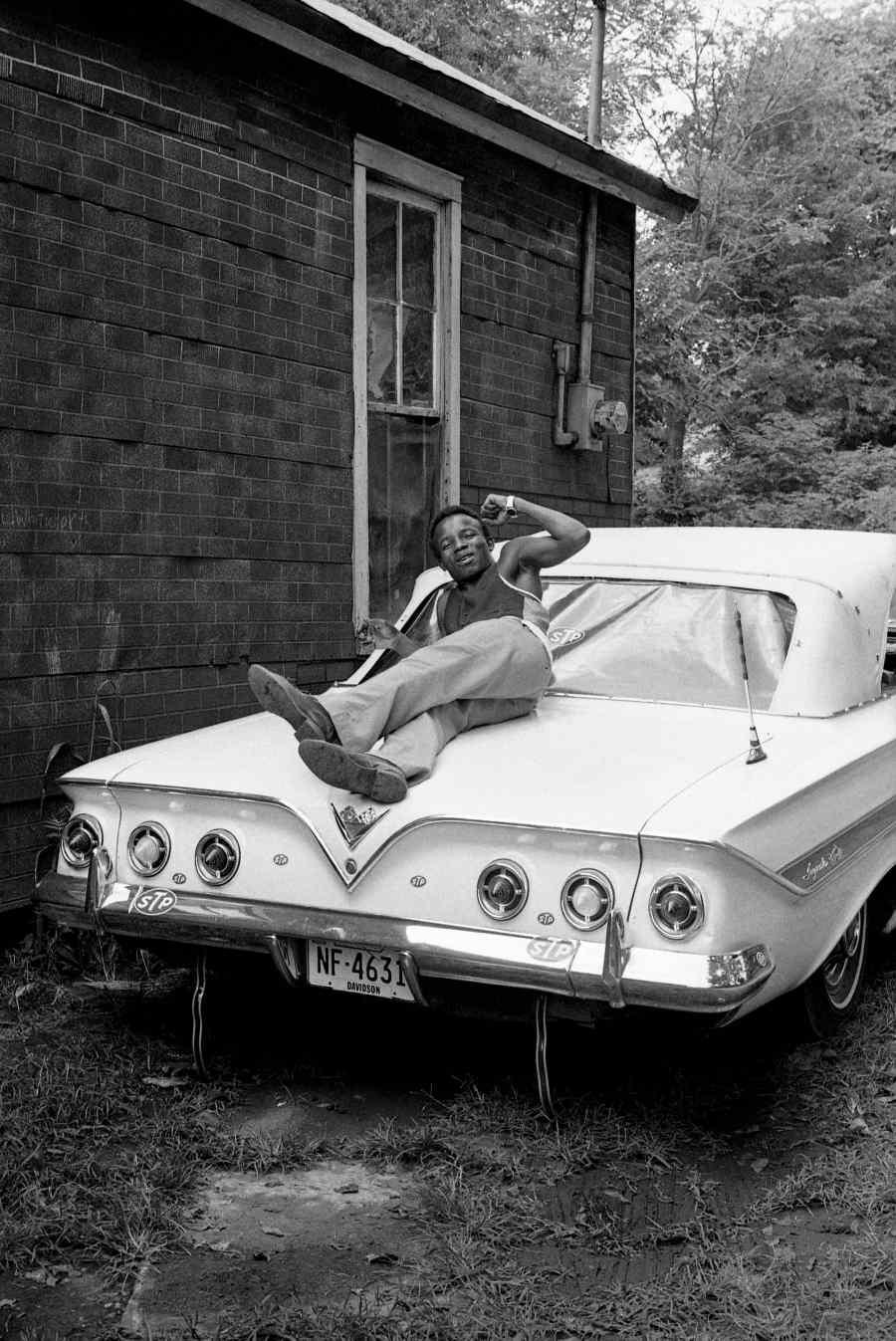 Will on Chevy 1971 Nashville