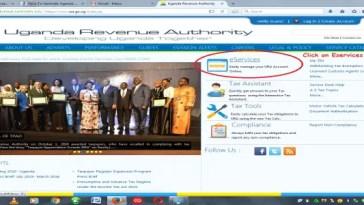Passport Bank Payment Slip Uganda