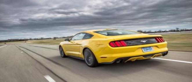 Ford-Mustang 2.3L EcoBoost