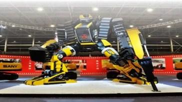 industrial robot applications