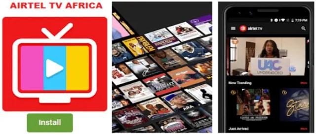 Airtel TV Africa