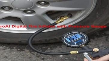 AstroAI Digital Tire Inflator with Pressure Gauge
