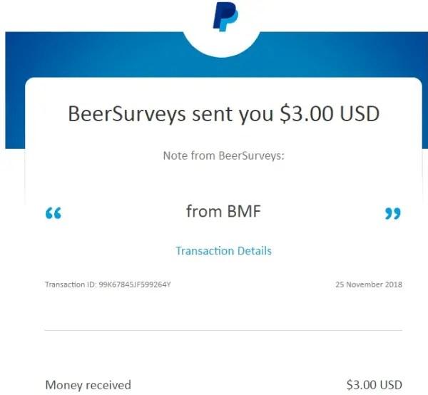BeerMoneyForum payment proof 1