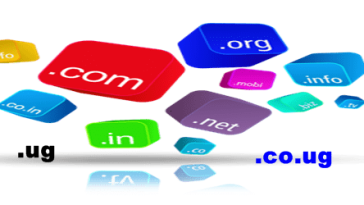 Domain name registration in Uganda