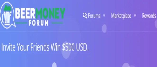 Invite Your Friends Win $500 USD BMF