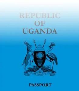 New Uganda e-passport