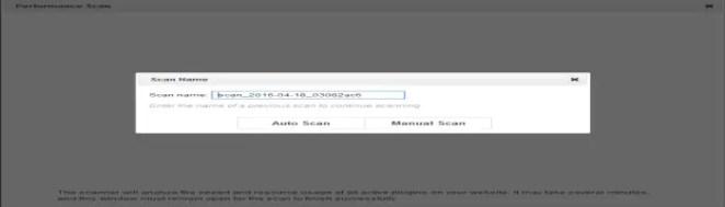 P3 Perfomance Profiler WordPress Plugin Auto Scan