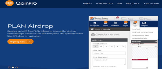 Qoinpro.com free bitcoin mining reviews