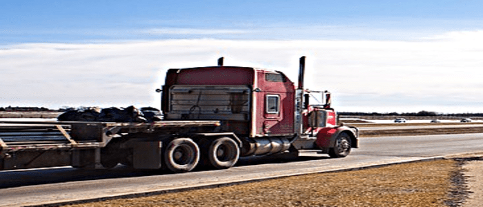 Truck driving job best tips