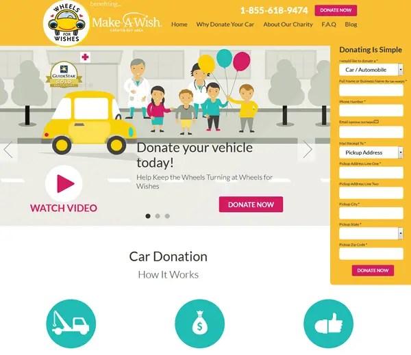 Wheelsforwishes.org