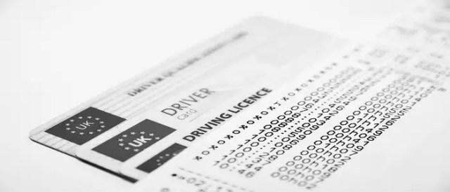 add class in driving permit