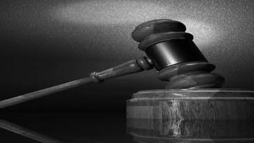 Court order and affidavit