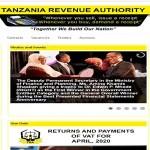 TRA Tanzania TIN Number portal