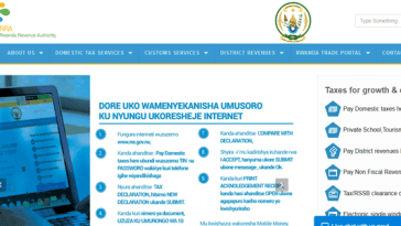 check tin number in rwanda online