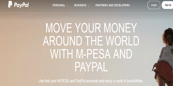 How to withdraw PayPal in Kenya
