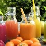 Smoothies fruit juice