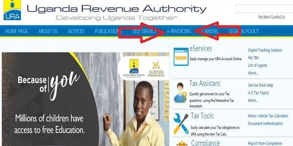 e-invoicing ura uganda